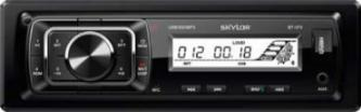 SKYLOR BT-370 white 4x50 BT MP3, WMA, USB,AUX, RCA, DU SD-card съемная панель